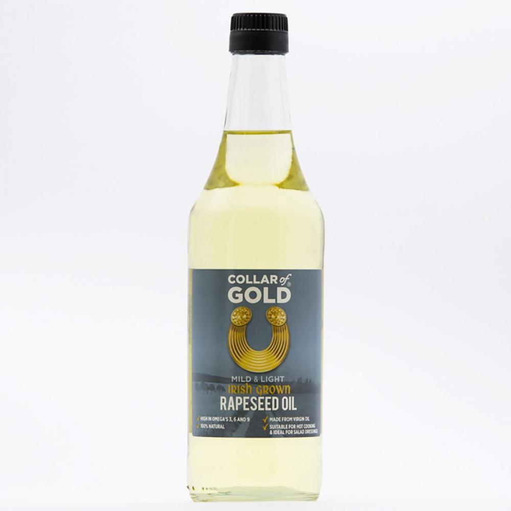 Collar of Gold Rapeseed Oil 500ml