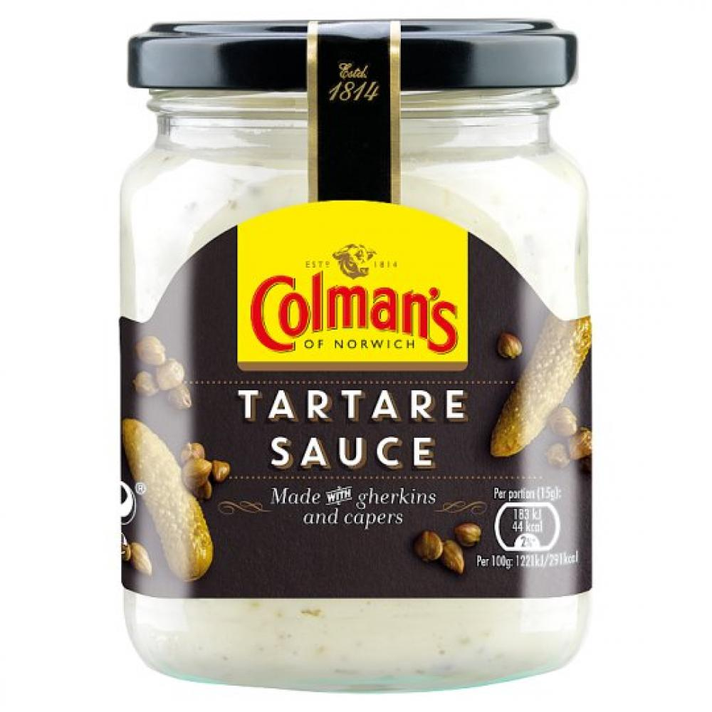 Colmans Tartare Sauce 144g