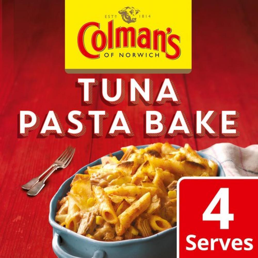 Colmans Tuna Pasta Bake 44g