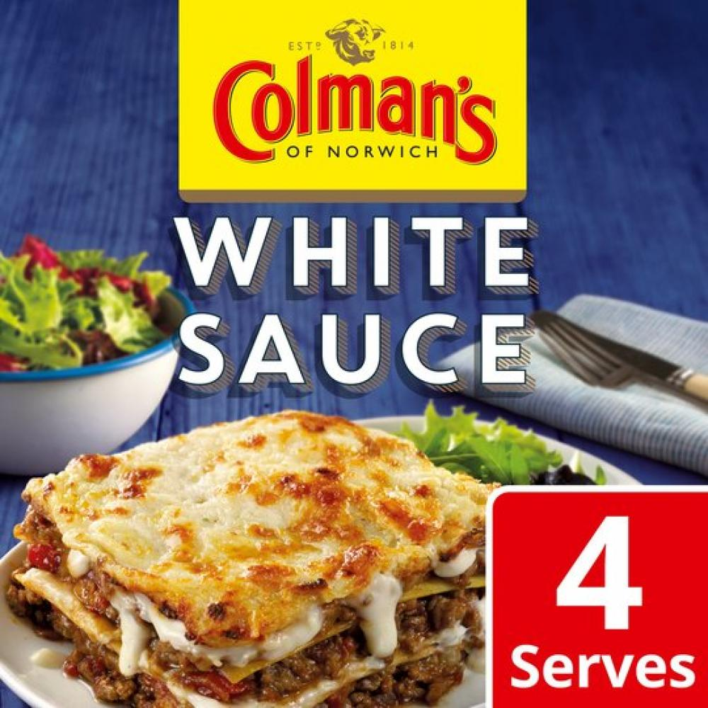 Colmans White Sauce Mix 25g