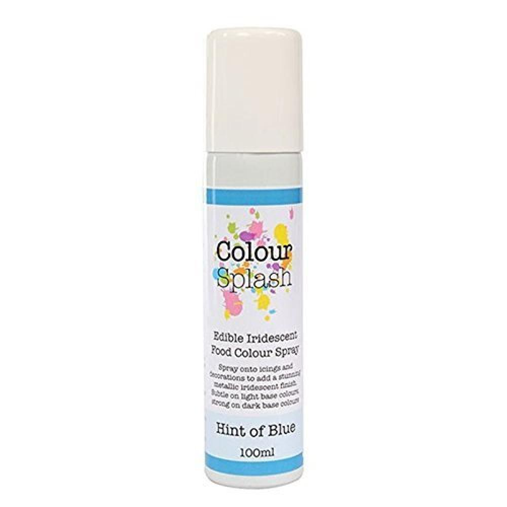 Colour Splash Hint of Blue Edible Food Colour Spray 100ml