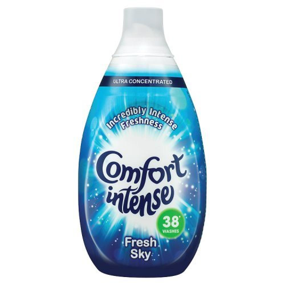 Comfort Comfort Intense Sky Fabric Conditioner 570ml
