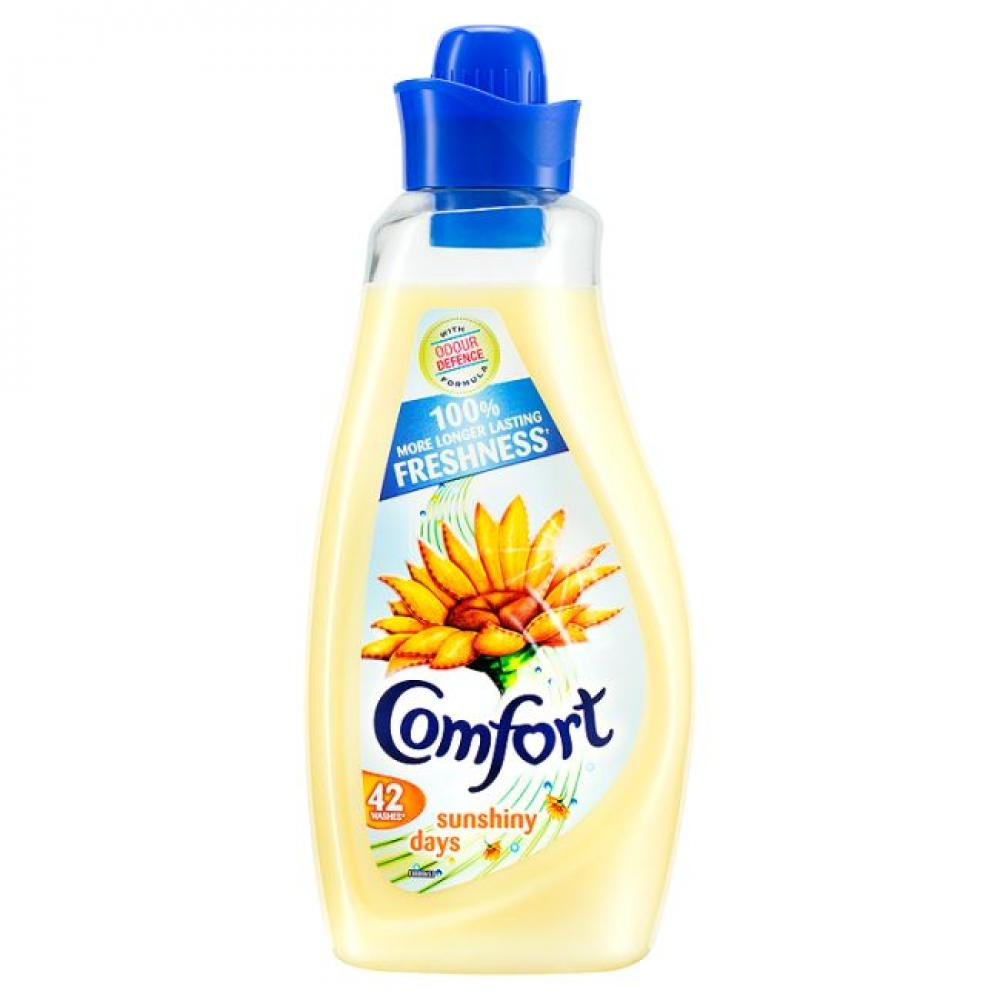 Comfort Fabric Conditioner Sunshiny Days 1.5l