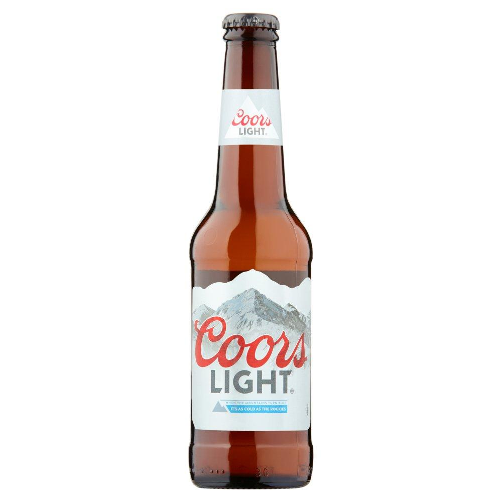 Coors Light 330ml