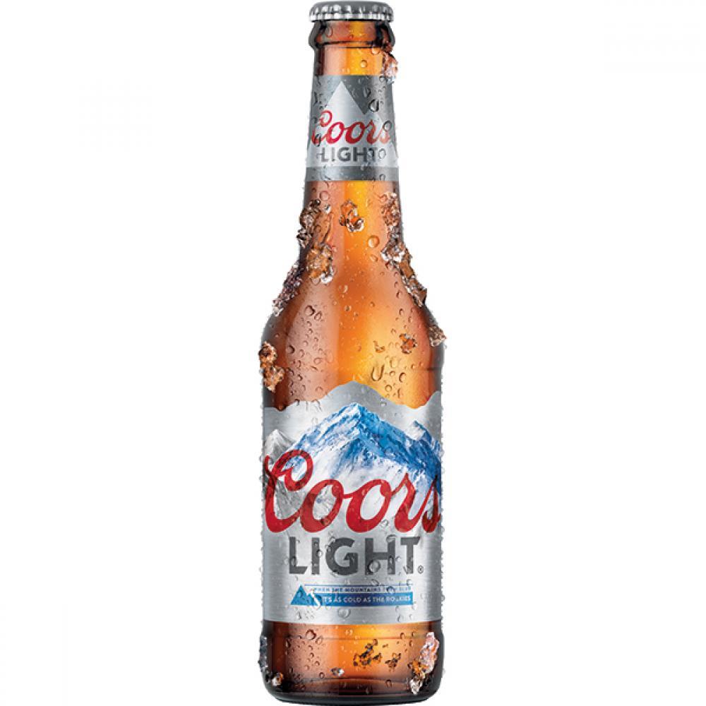 Coors Light 330ml