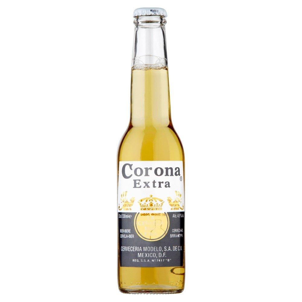 Corona Extra Lager Bottle 330 ml