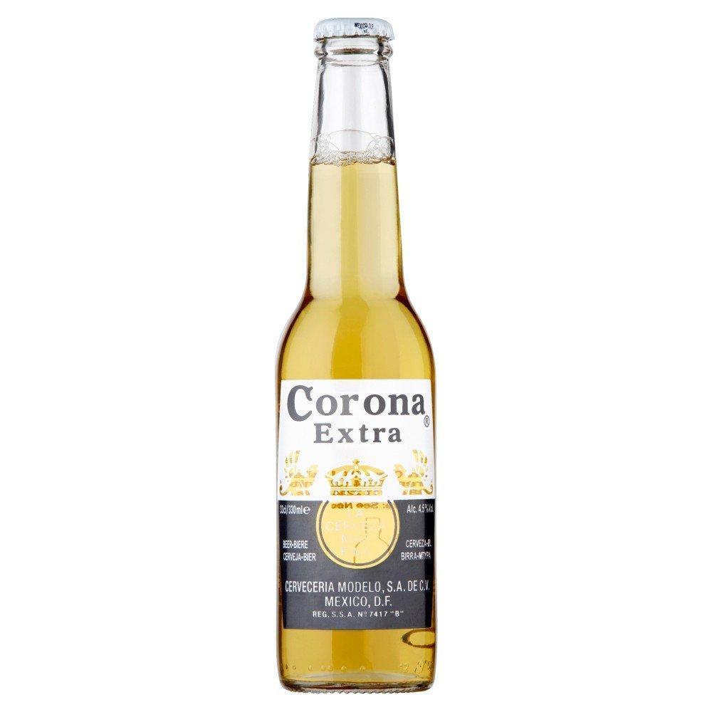 Corona Extra Lager Bottle 330ml