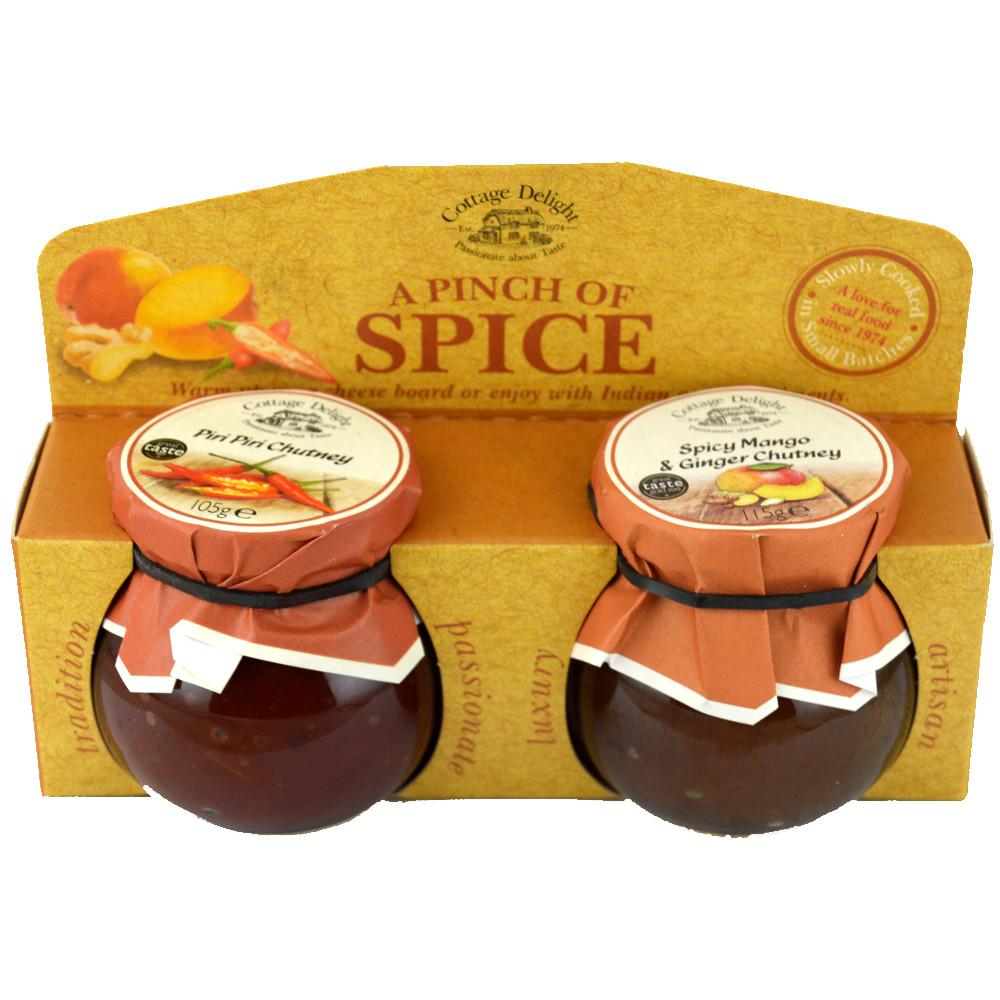 Cottage Delight A Pinch of Spice Duo