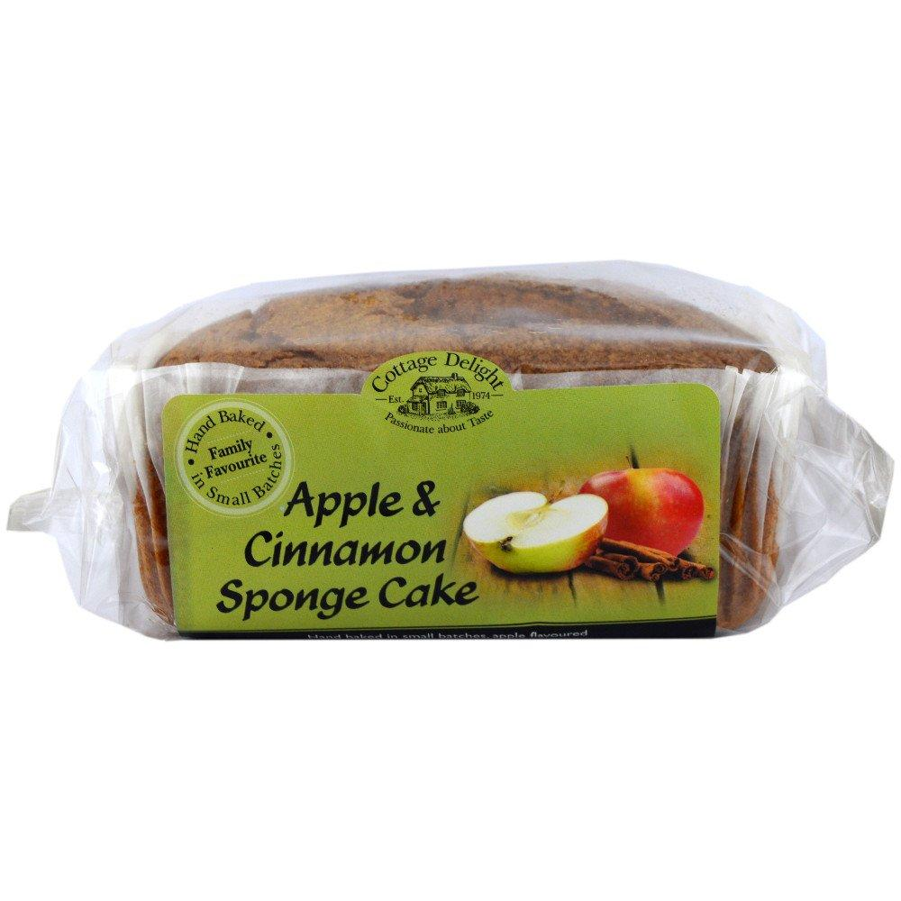 Cottage Delight Apple and Cinnamon Sponge Cake