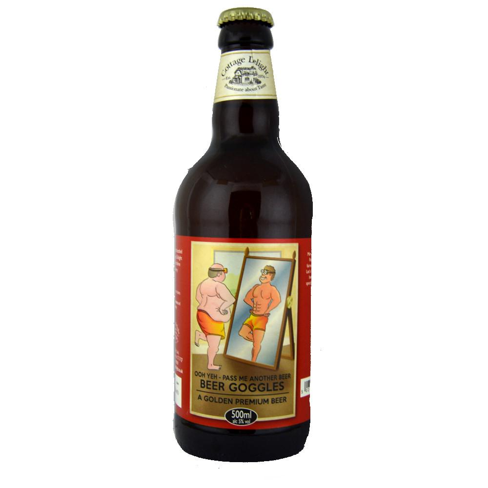 Cottage Delight Beer Goggles 500ml