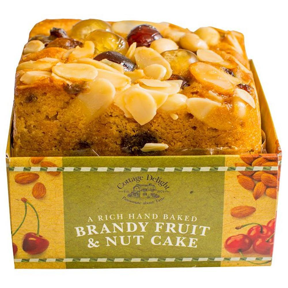 Cottage Delight Brandy Fruit and Nut Cake