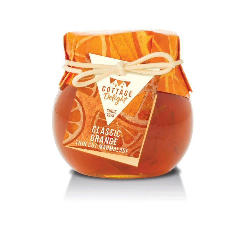Cottage Delight Classic Orange Thin Cut Marmalade 113g