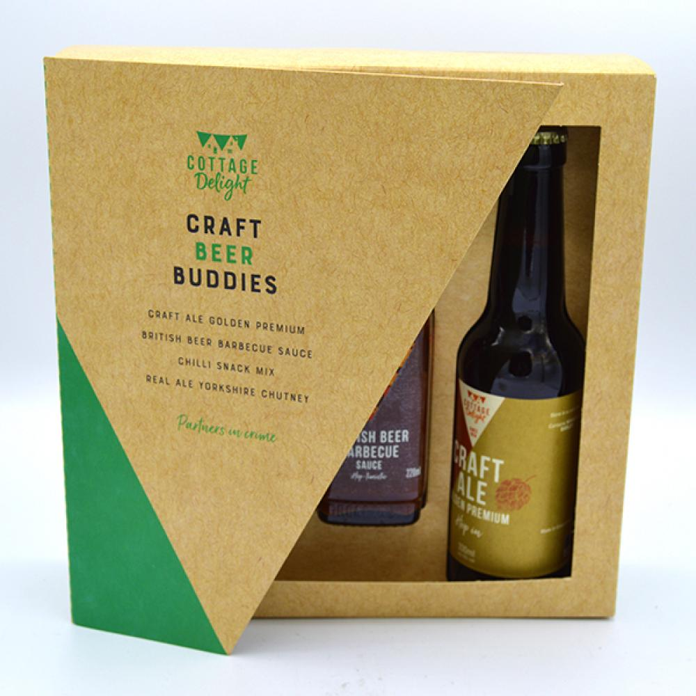 WEEKLY DEAL  Cottage Delight Craft Beer Buddies Set