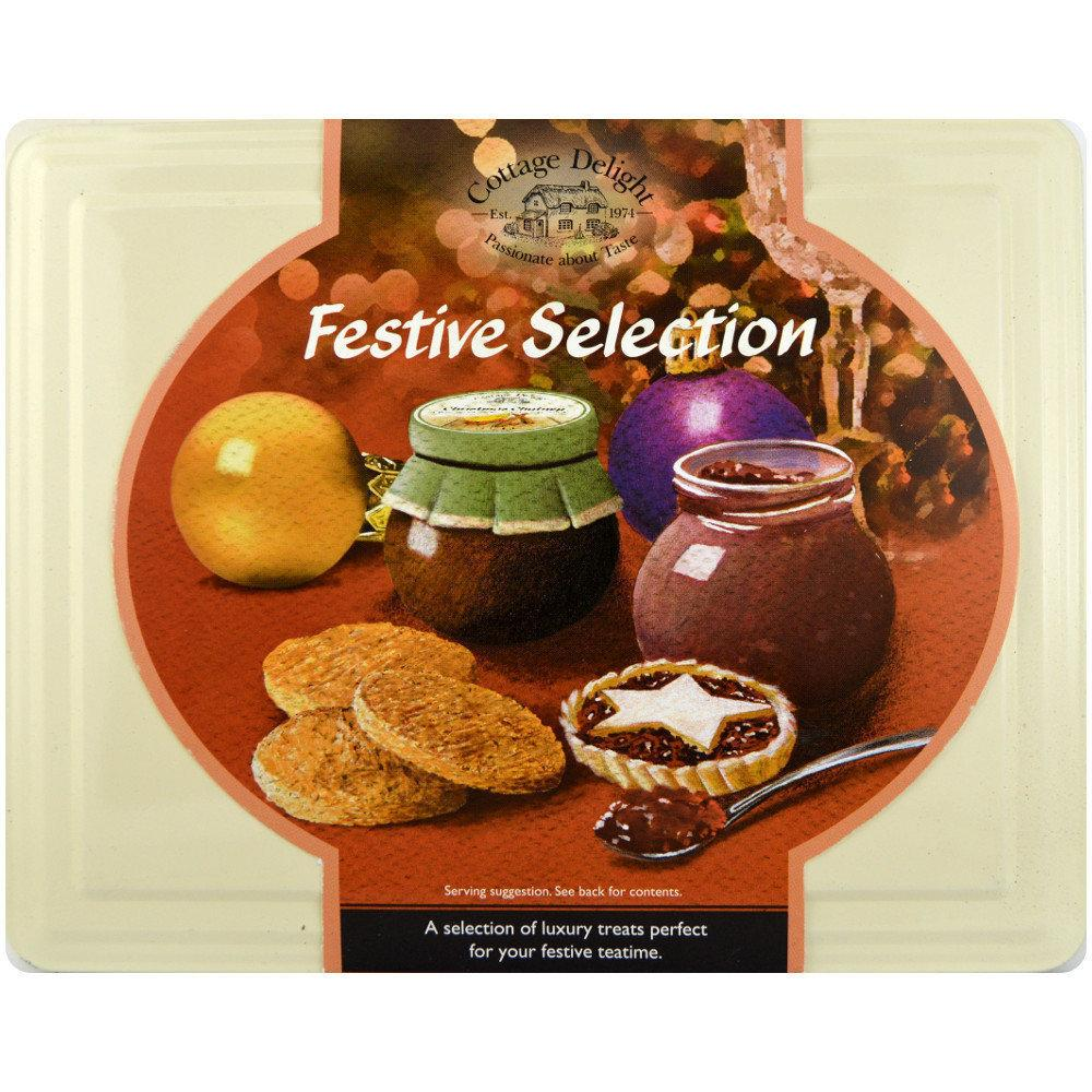 Cottage Delight Festive Selection 4 pack