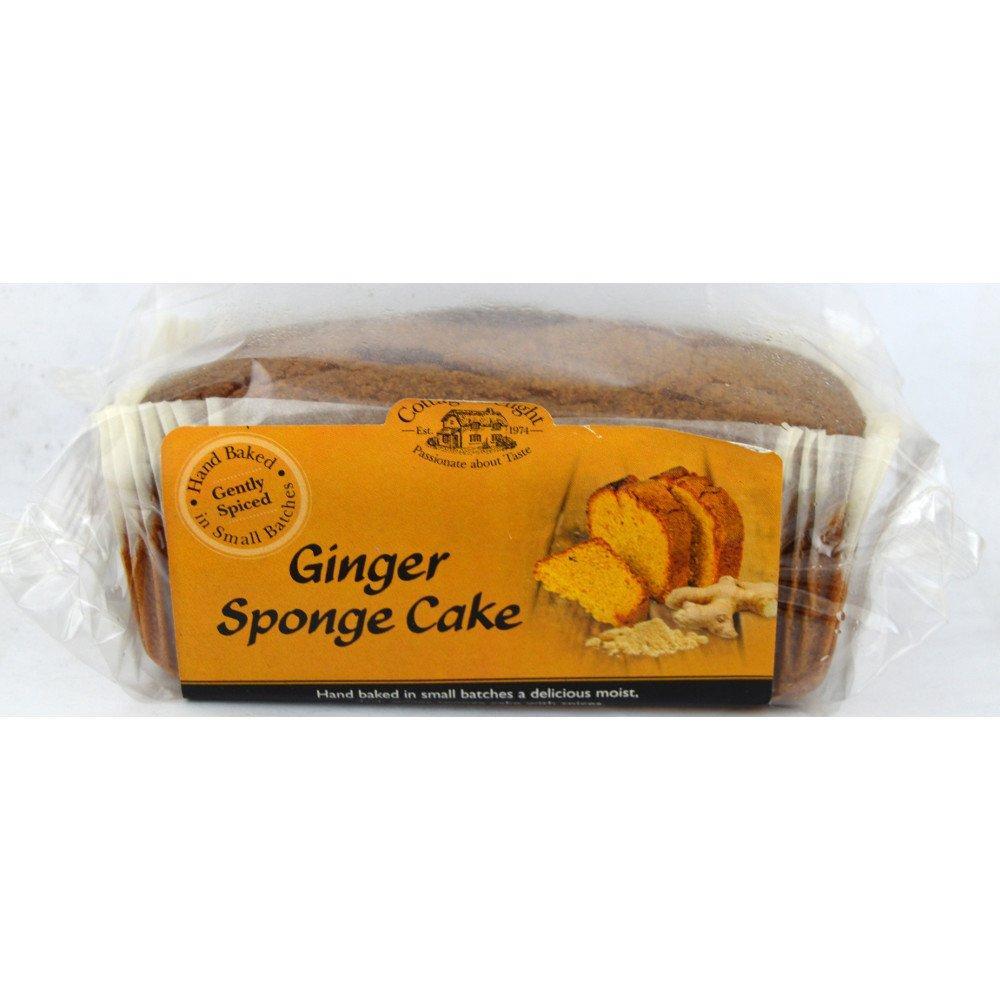 Cottage Delight Ginger Sponge Cake 350g