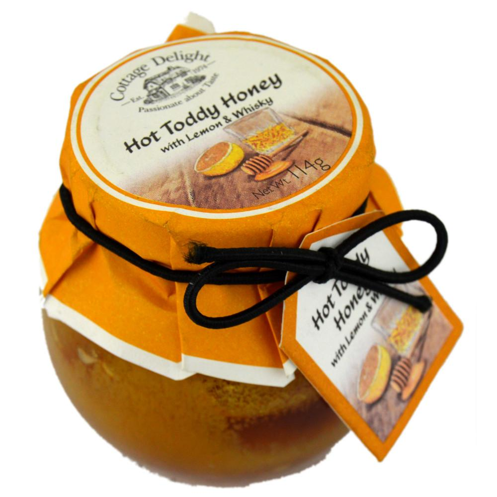 Cottage Delight Hot Toddy Honey 113g