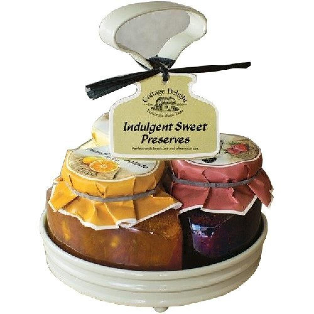 Cottage Delight Indulgent Sweet Preserves 3 pack