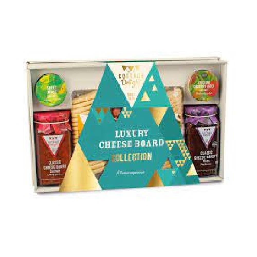 Cottage Delight Luxury Cheese Board Collection