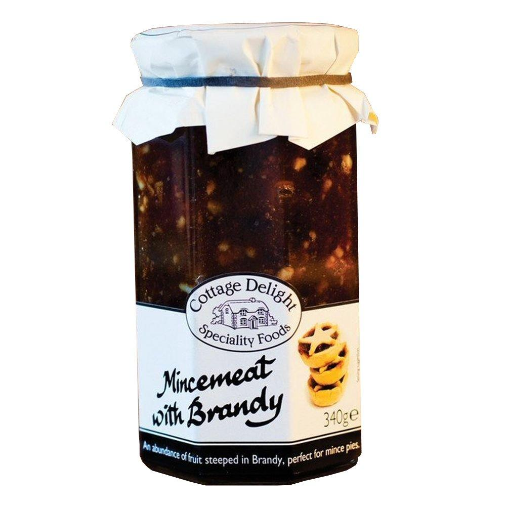 Cottage Delight Mincemeat with Brandy 340g