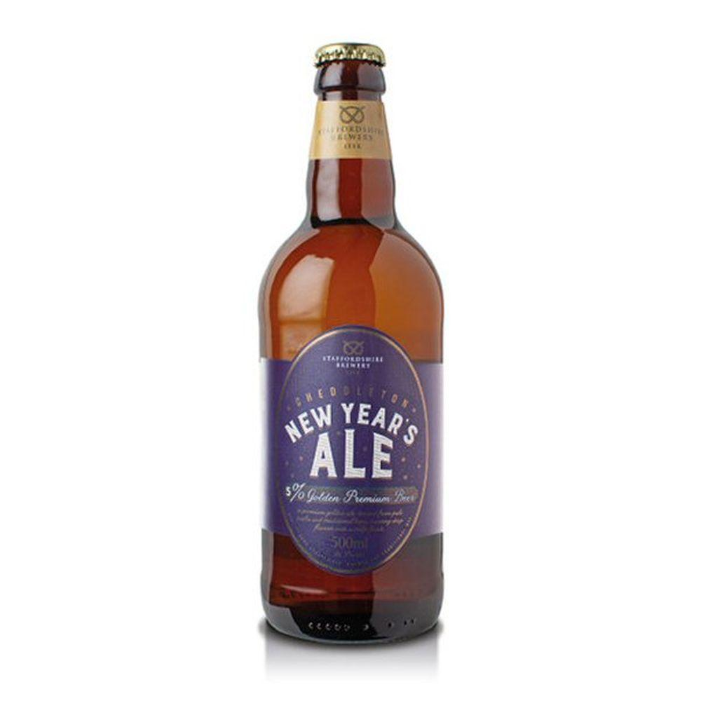 Staffordshire Brewery New Years Ale 500ml