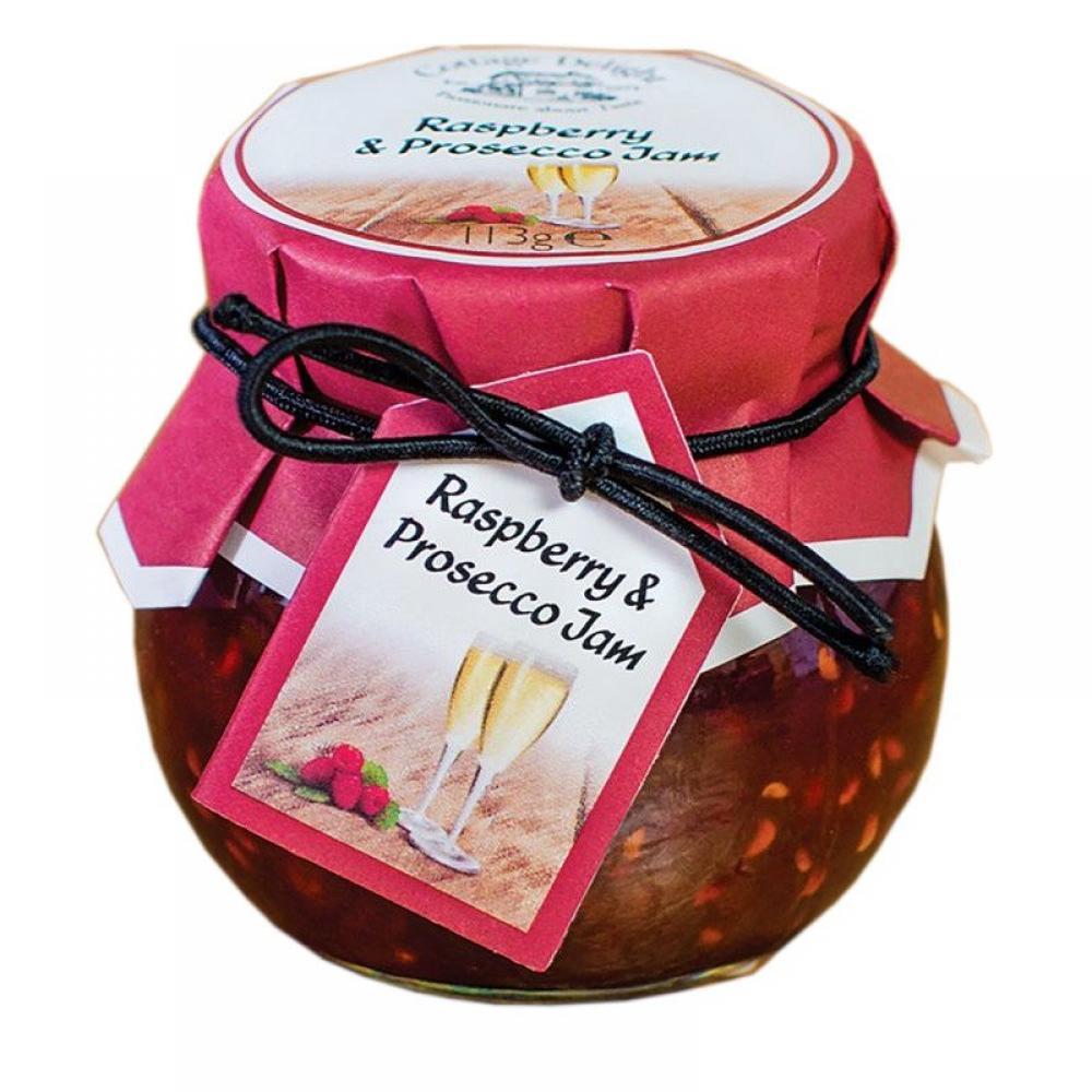 Cottage Delight Raspberry Extra Jam with Raspberry 113g