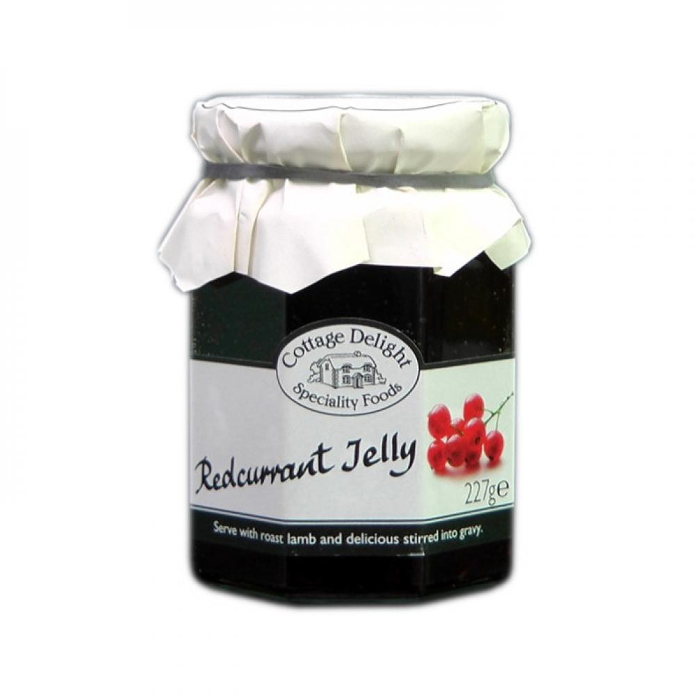 Cottage Delight Redcurrant Jelly 227g