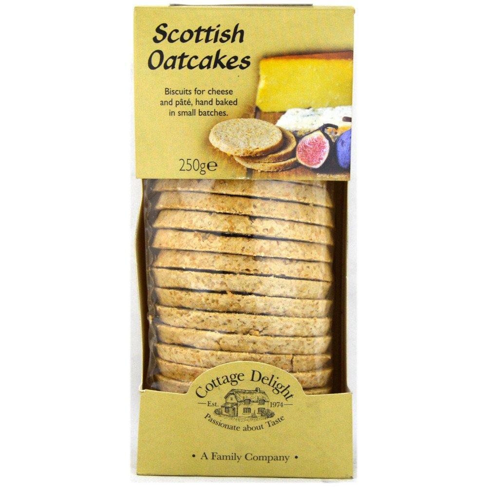 Cottage Delight Scottish Oatcakes 250g