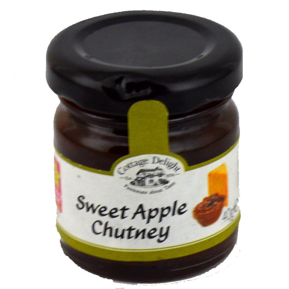 Cottage Delight Sweet Apple Chutney 40g