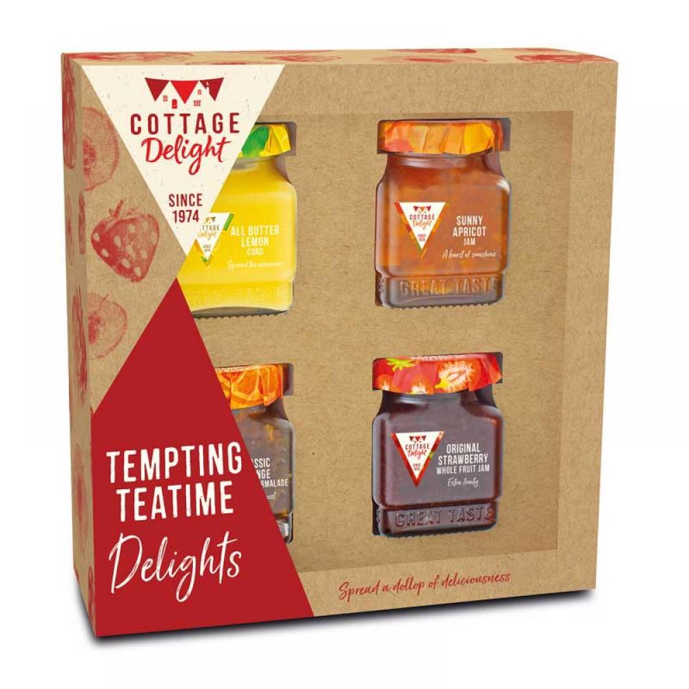 Cottage Delight Tempting Teatime Delights