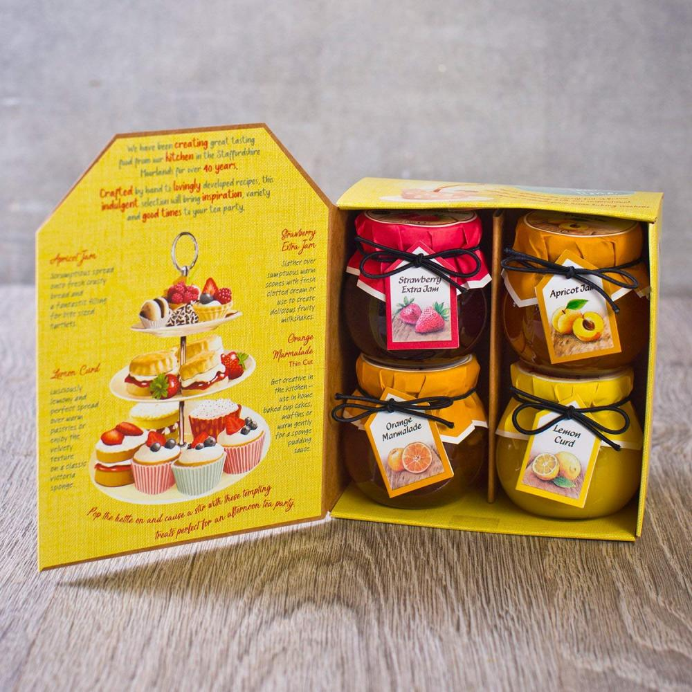Cottage Delight Treats for Tea Gift Set x 4 113 g