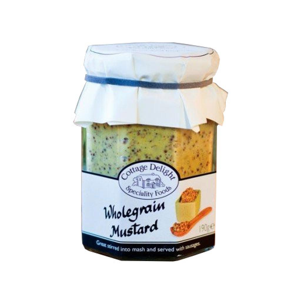 Cottage Delight Wholegrain Mustard 190g