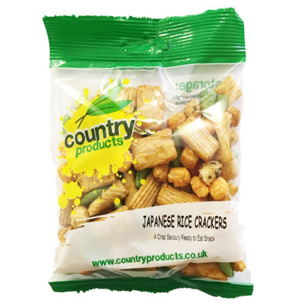 Country Products Rice Crackers 50g