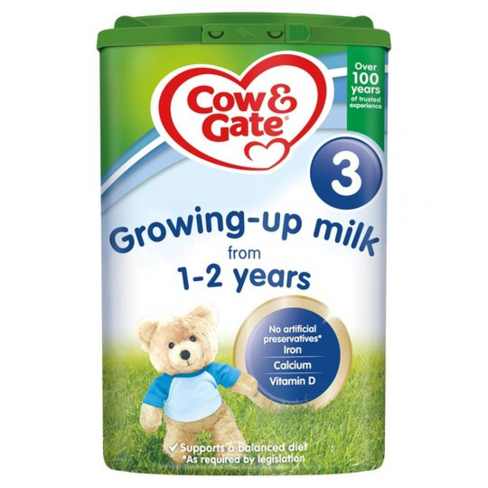 Cow and Gate 3 Growing Up Milk From 1-2 Years 800 g