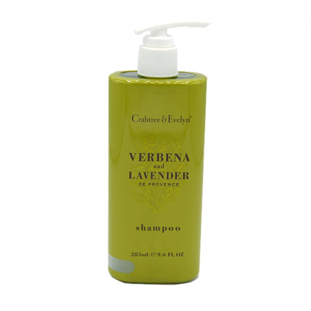 Crabtree and Evelyn Verbena and Lavender Shampoo 285ml