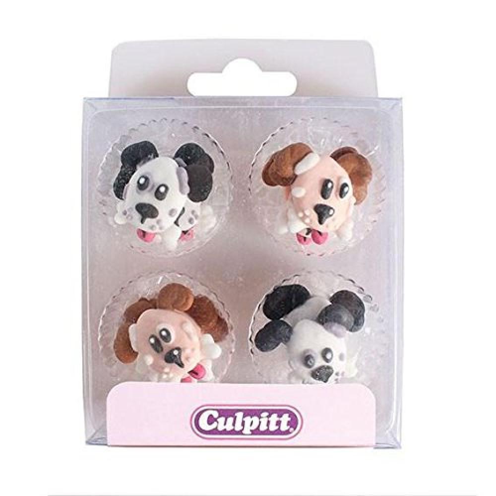 Culpitt Dog Cake Decorations 12