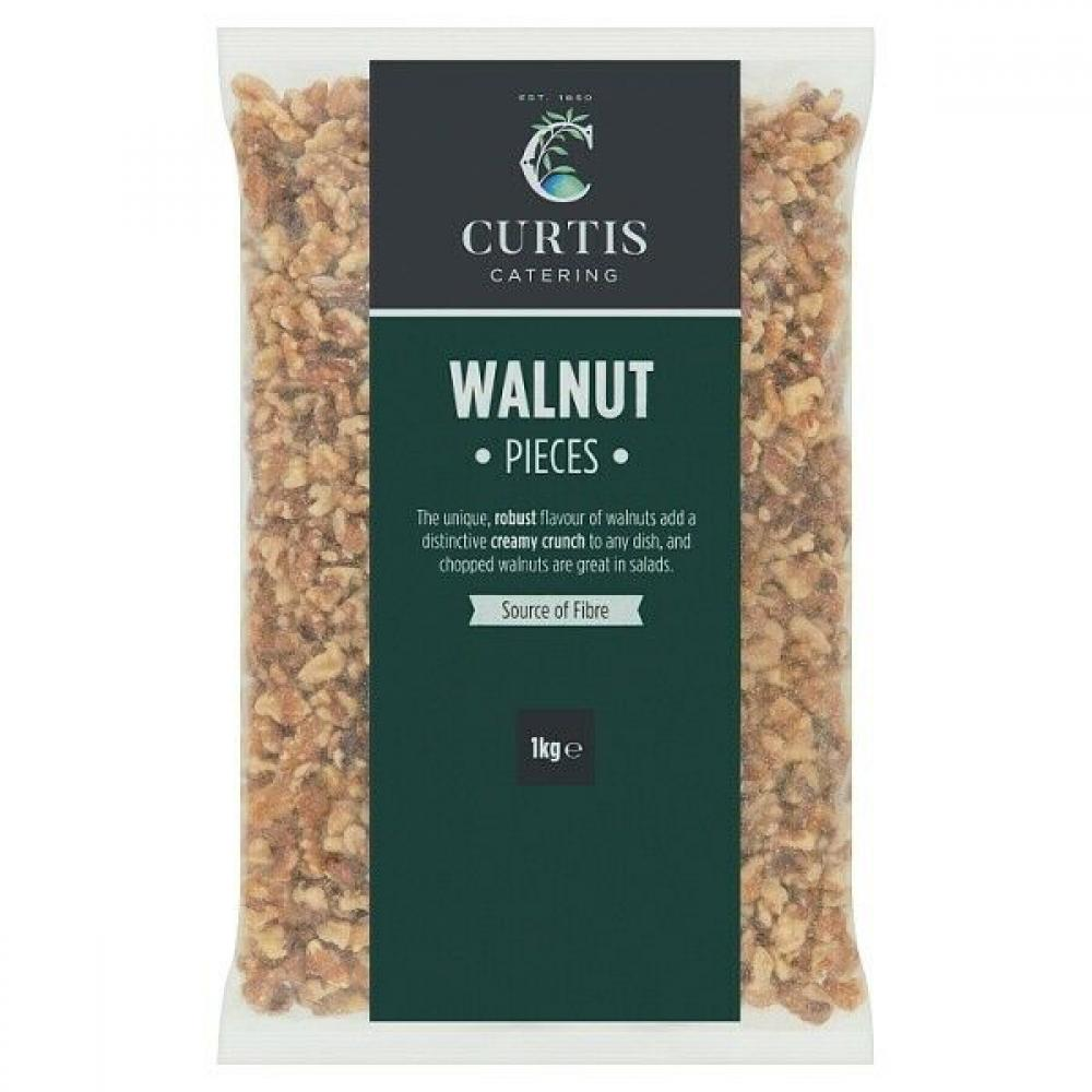 Curtis Catering Walnut Pieces 1kg