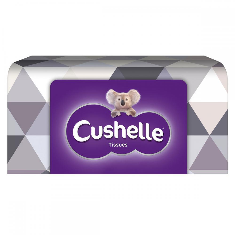 Cushelle Tissues 80 sheets