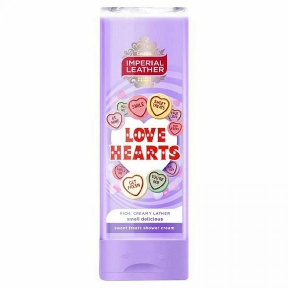 Cussons Imperial Leather Love Hearts Shower Cream 250ml