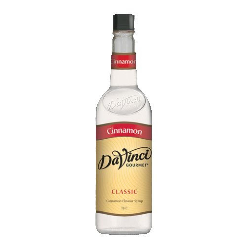 Da Vinci Cinnamon Syrup 1L