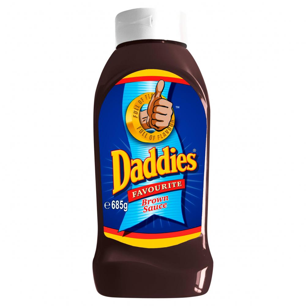 SALE  Daddies Brown Sauce 685g