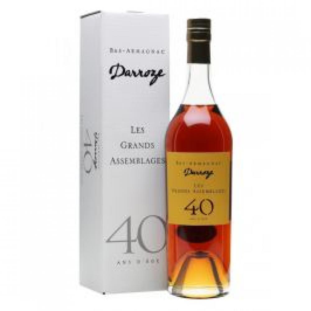 Darroze 40 Year Old Bas-Armagnac 700ml