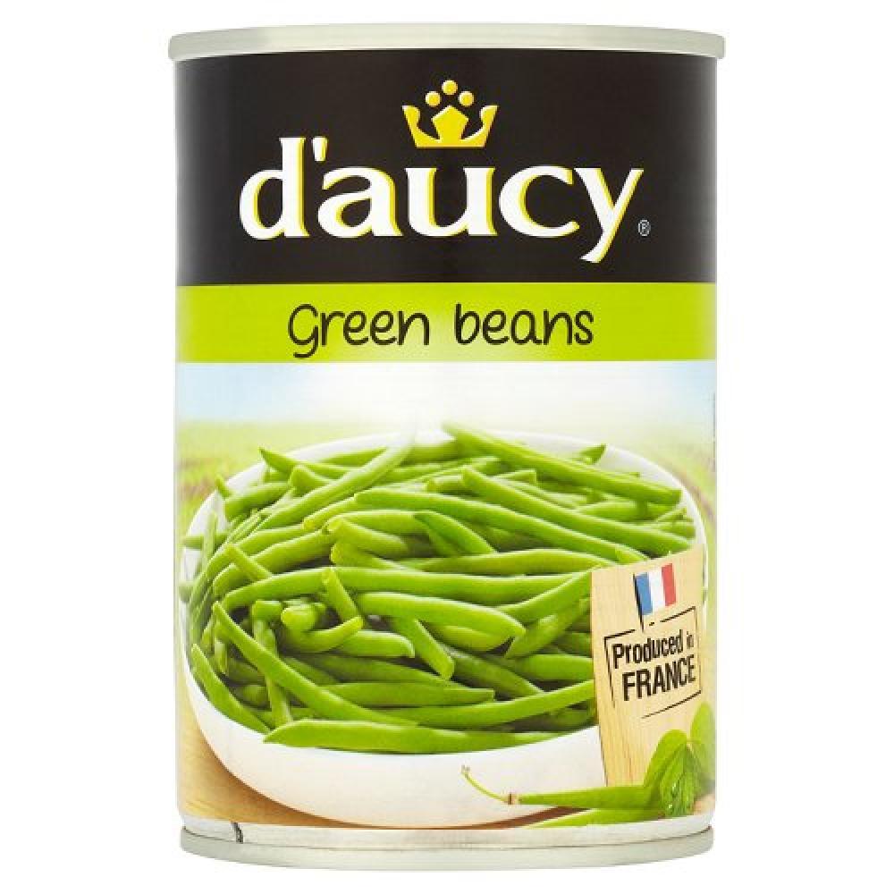 Daucy Cut Green Beans 440g