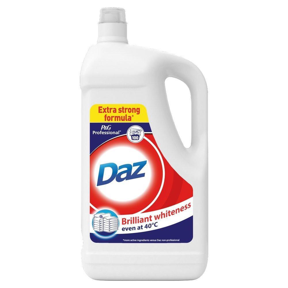 Daz Laundry Liquid 100 Washes 5l