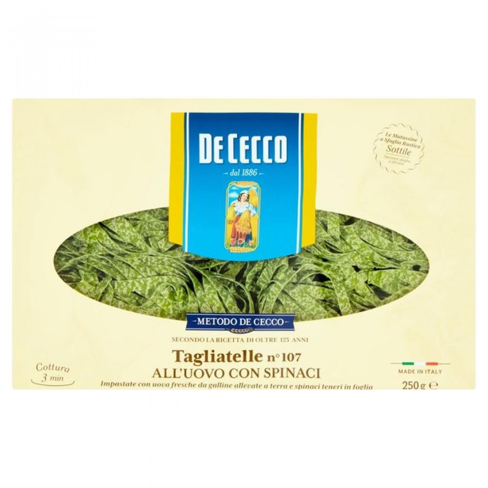 De Cecco Tagliatelle Pasta 250g