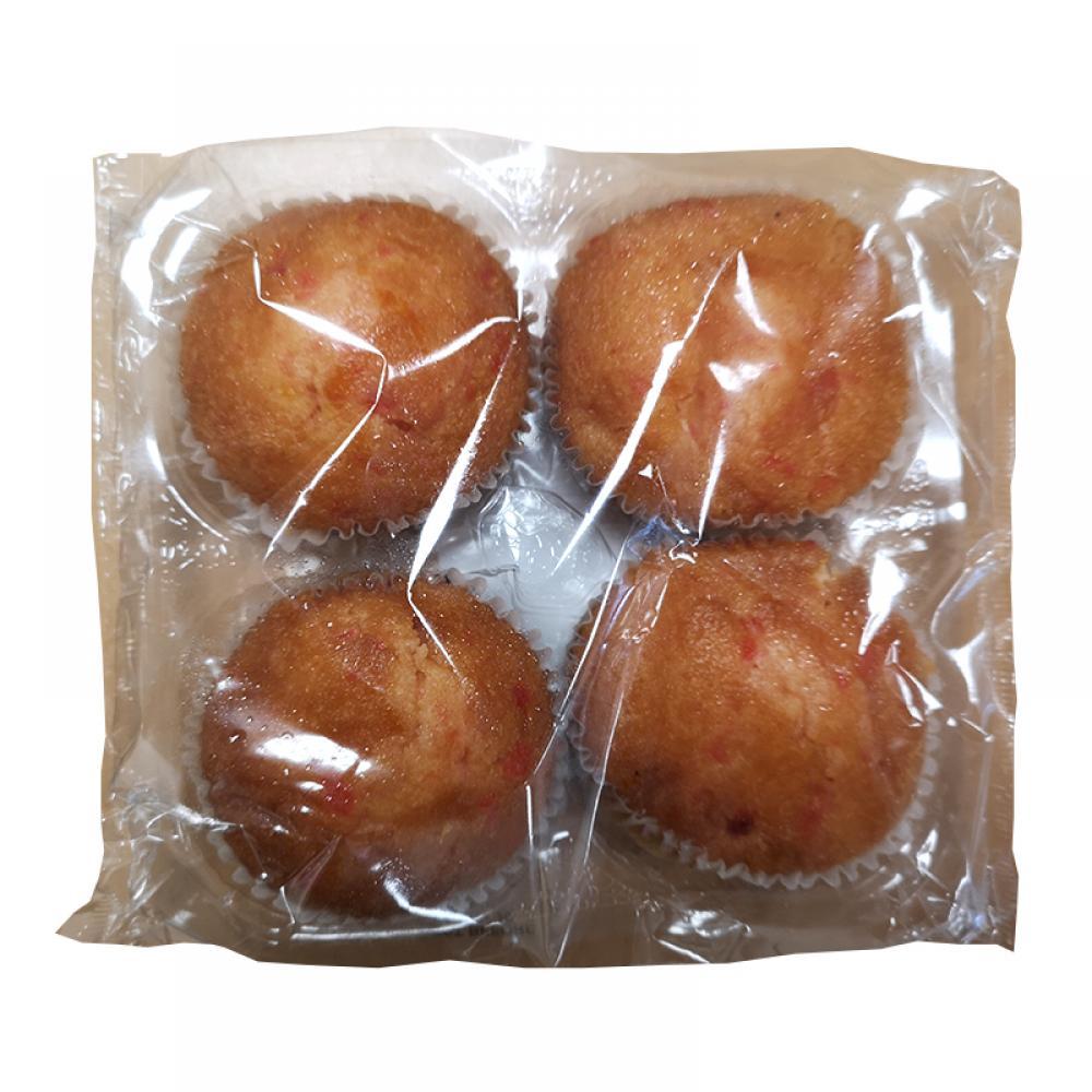 De Identified Cherry Muffins 4 Pack