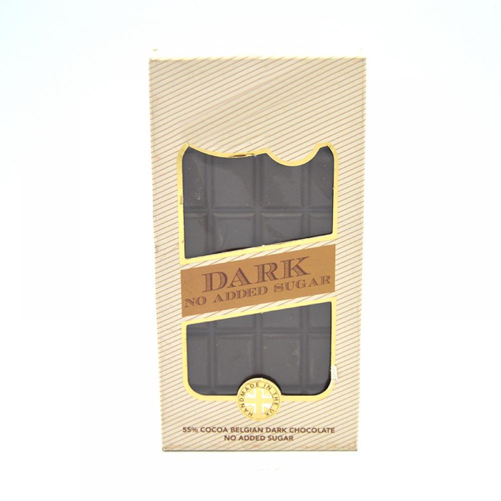 De Identified Dark Chocolate No Added Sugar 150g