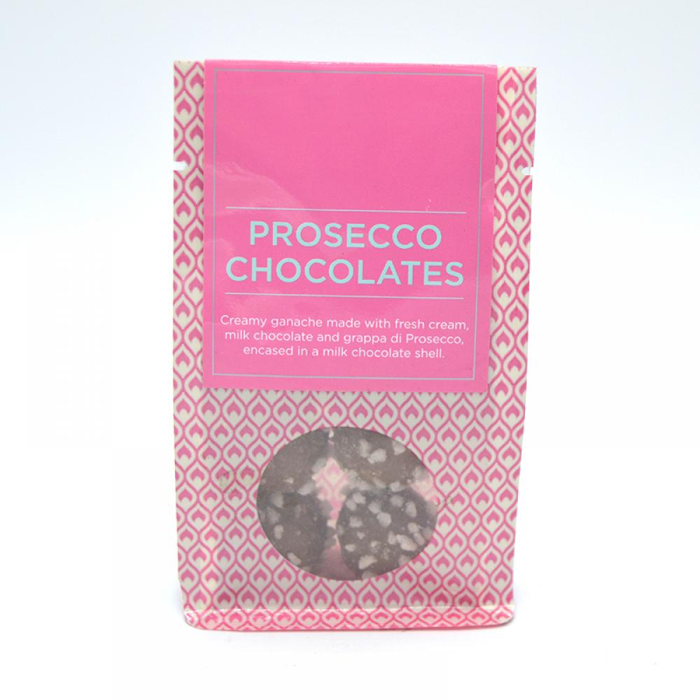 De Identified Prosecco Chocolates 75g