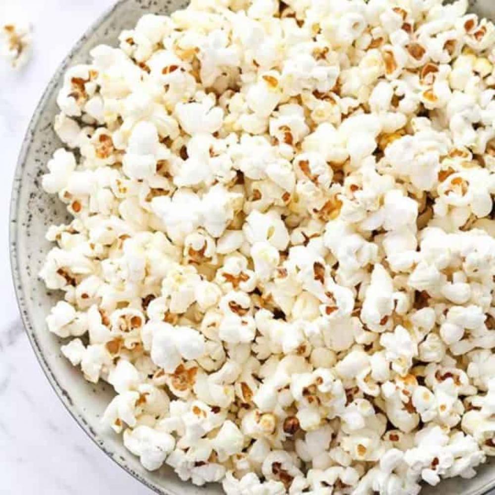 De Identified Salted Popcorn 100g
