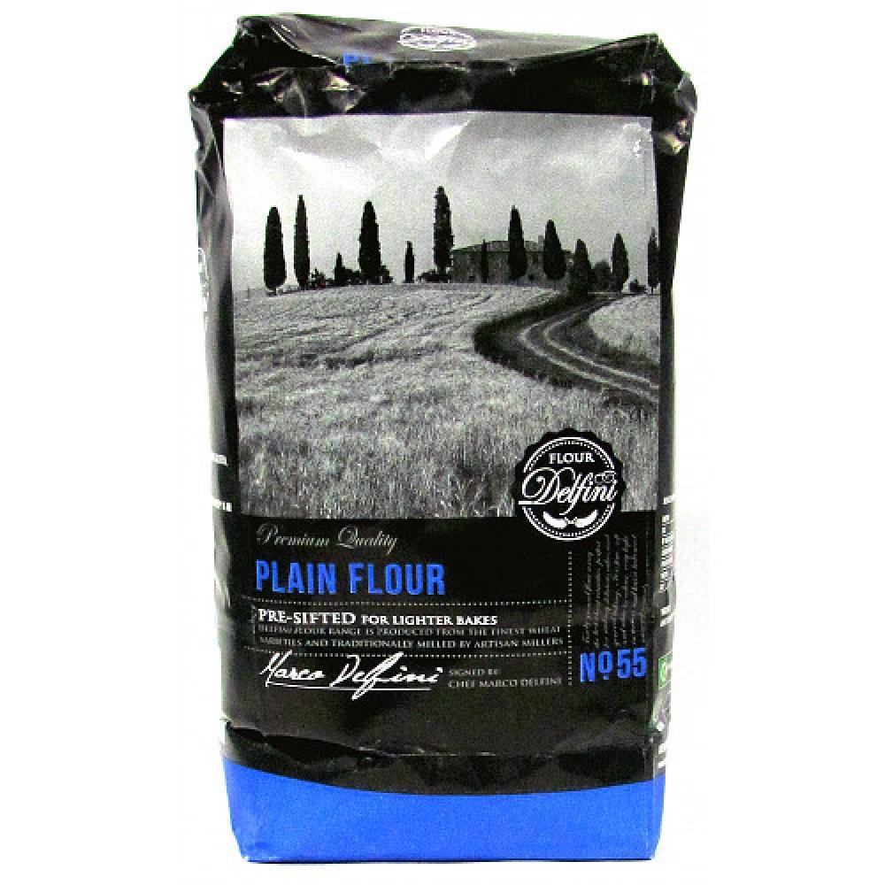 Delfini Plain Flour 1kg