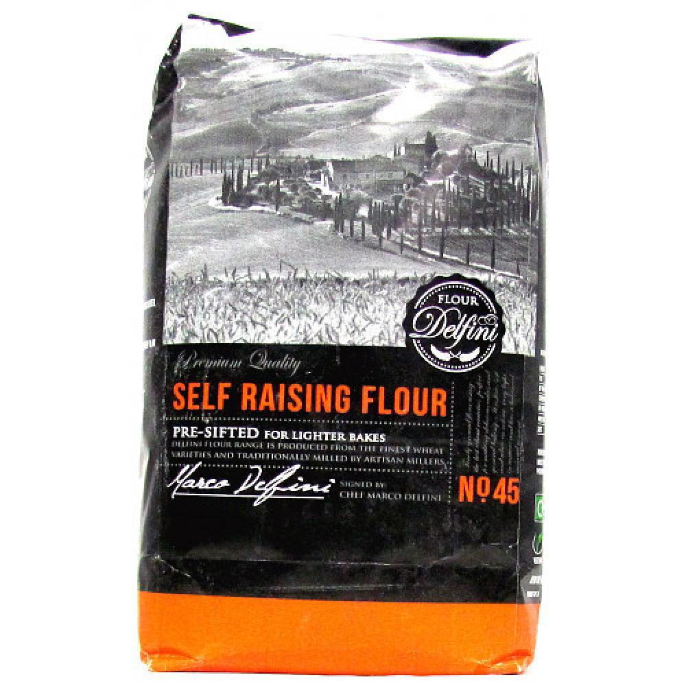 SALE  Delfini Self Raising Flour 1kg